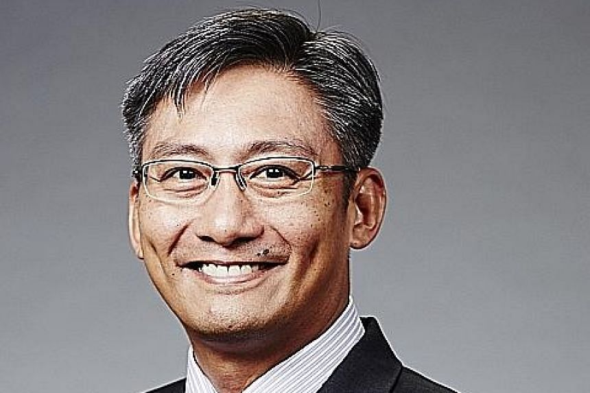 """DSO chief executive Cheong Chee Hoo said people are """"the greatest asset"""" in the research organisation."""