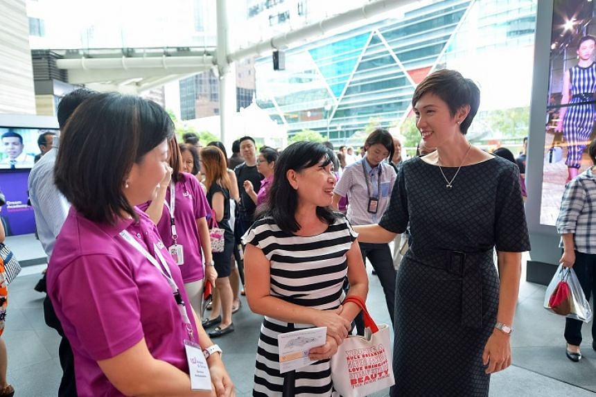 Second Minister for Manpower Josephine Teo said that about 11,500 Singaporeans found jobs through the programmes.