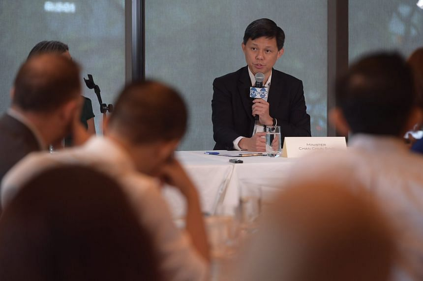 Minister in the Prime Minister's Office Chan Chun Sing said that the Oxley Road Saga showed Singapore had leaders who tackled difficult situations head-on without dodging responsibility.