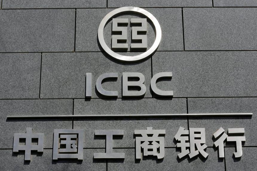 Industrial and Commercial Bank of China, the country's top lender by assets, posted a 3.3 per cent rise in third-quarter net profit, versus flat growth a year-ago.