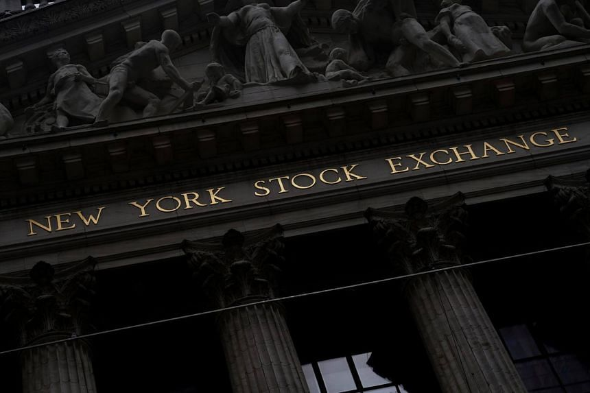 In early trading, the Dow Jones Industrial Average was down 40.68 points, or 0.17 per cent, at 23,393.51, and the S&P 500 was down 3.61 points, or 0.14 per cent, at 2,577.46.