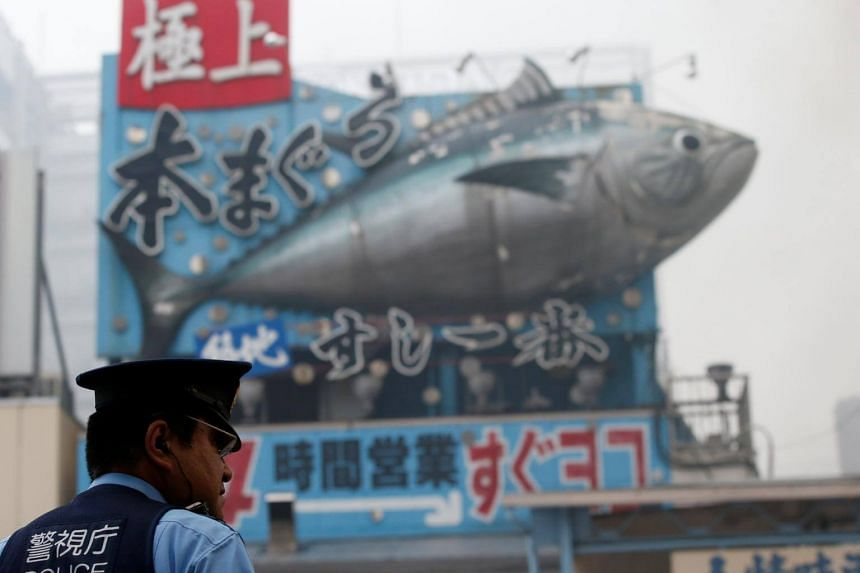 Tsukiji Market, a popular tourist destination in Tokyo, has long been inhabited by rodents that feed off scraps.