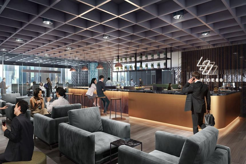 Lattice80 has plans to move to another location, but has so far kept mum about its plan to its tenants.