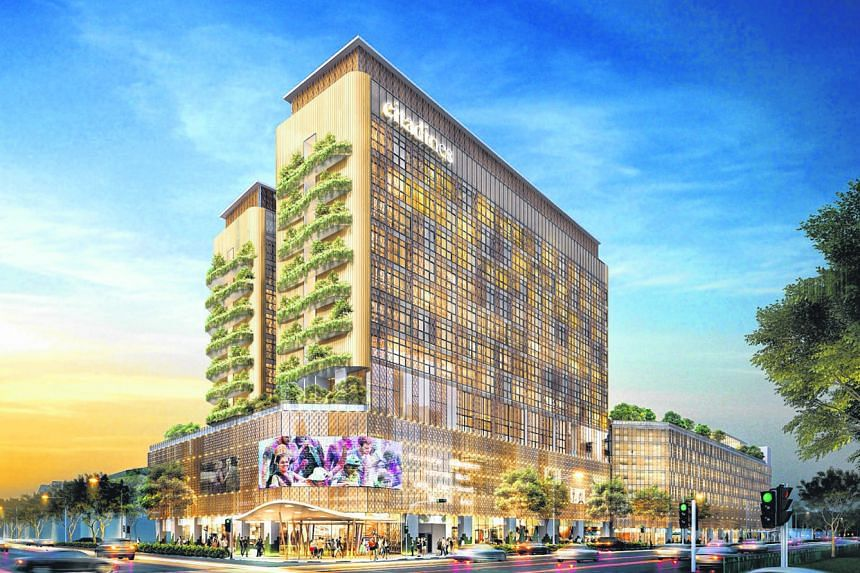 The 320-unit Citadines Rochor Singapore (artist's impression above) and the 299-unit Citadines Raffles Place are slated to open in 2020 and 2021, respectively.