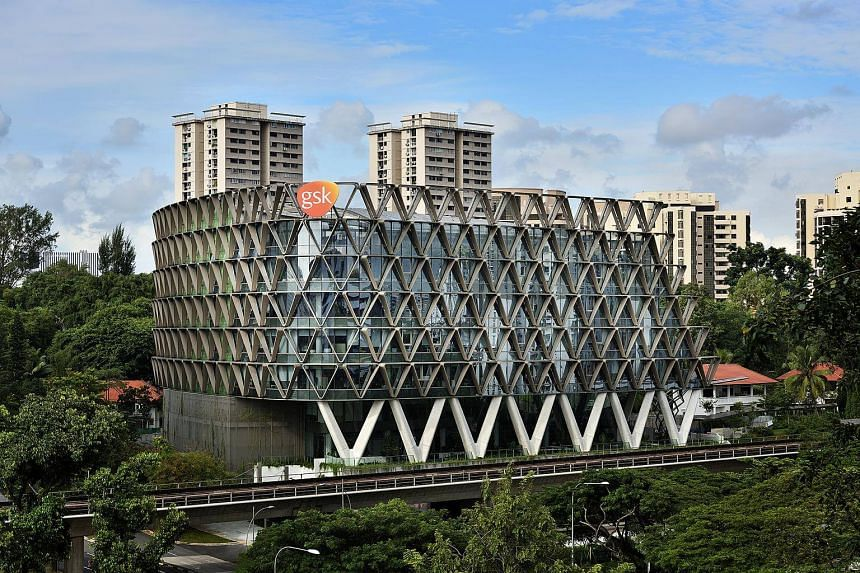 Pharma giant GSK opens Asia HQ in one-north, Companies
