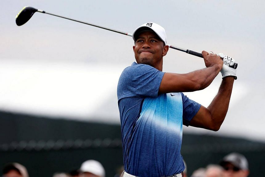 Tiger Woods has not played a competitive round since firing a 77 in the first round of the Dubai Desert Classic in February.