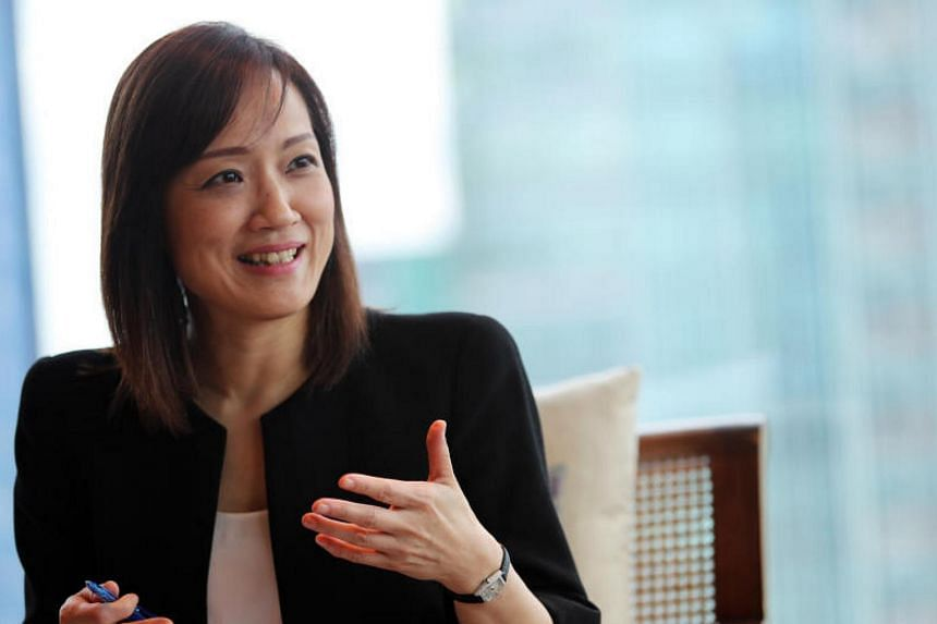 With this appointment, Standard Chartered's chief executive in Singapore Judy Hsu Hsu will now be on the management team of Standard Chartered.