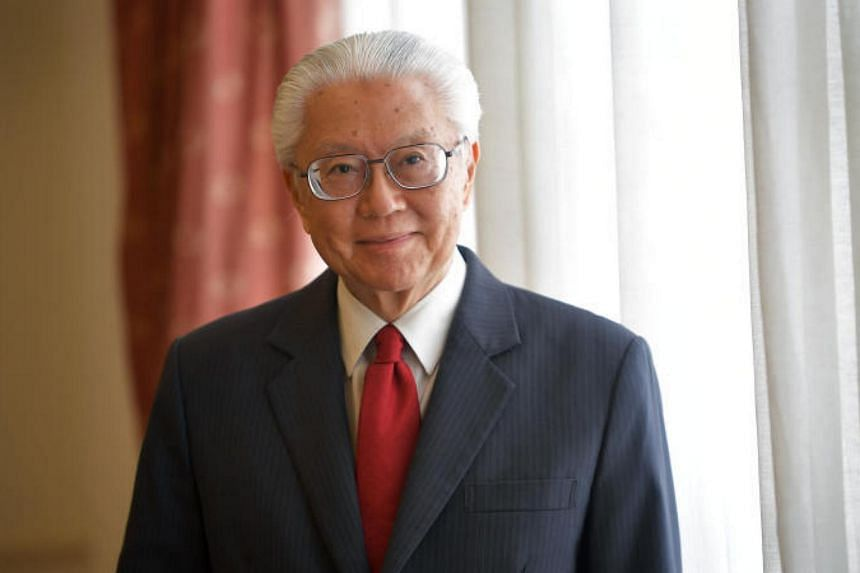 """Former president Tony Tan Keng Yam will hold a title reserved for """"a distinguished person who has been outstanding in his contributions to the betterment of Singapore"""", according to SIAS's constitution."""
