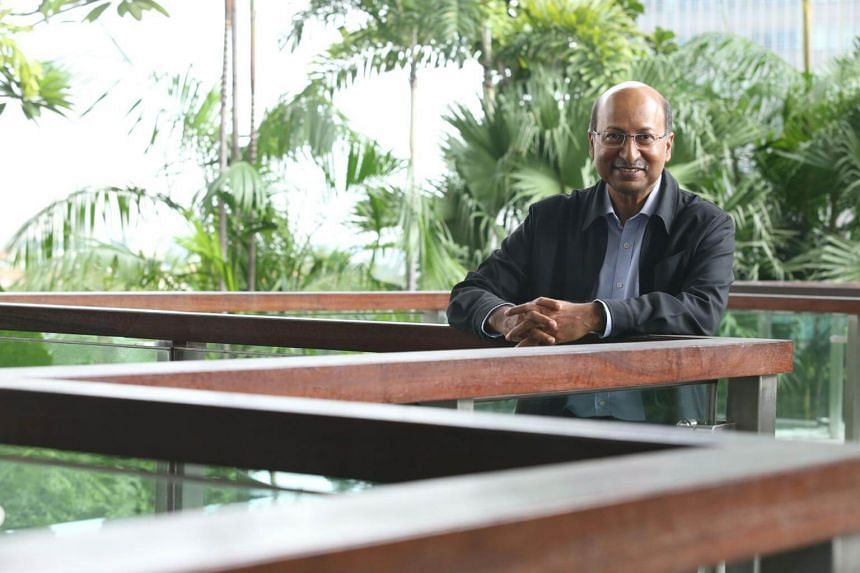 Former Attorney-General V. K. Rajah stepped down this year following a distinguished career as a Judge of Appeal, a High Court judge and the managing partner of law firm Rajah & Tann.