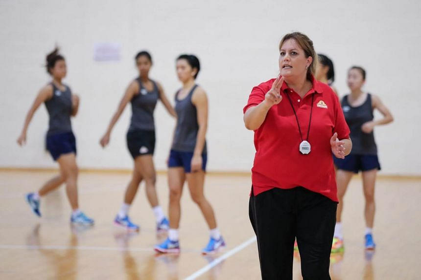 Newly-appointed national coach Natalie Milicich said that she is happy and confident with the team that she has selected for the upcoming Mission Foods Nations Cup 2017 this December.