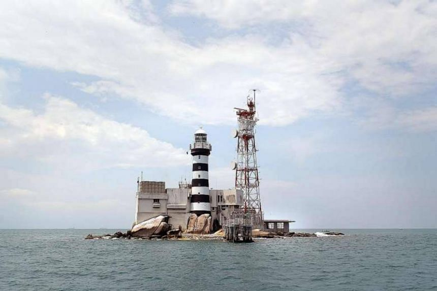 """Malaysia's application concerned the court's 2008 ruling, that said: First, Pedra Branca belongs to Singapore; second, Middle Rocks belongs to Malaysia; and third, South Ledge belongs """"to the state in the territorial waters of which it is located""""."""