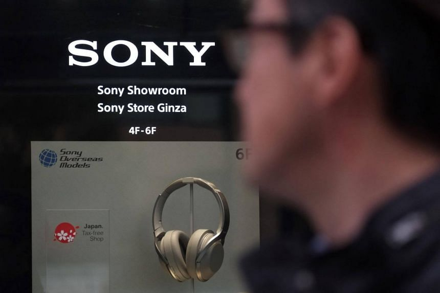Japan's Sony is eyeing a net profit of 380 billion yen (S$4.57 billion) for the fiscal year to March 2018.