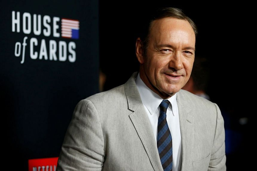 The star of House Of Cards, Kevin Spacey, is embroiled in the latest sexual misconduct scandal to rattle Hollywood.
