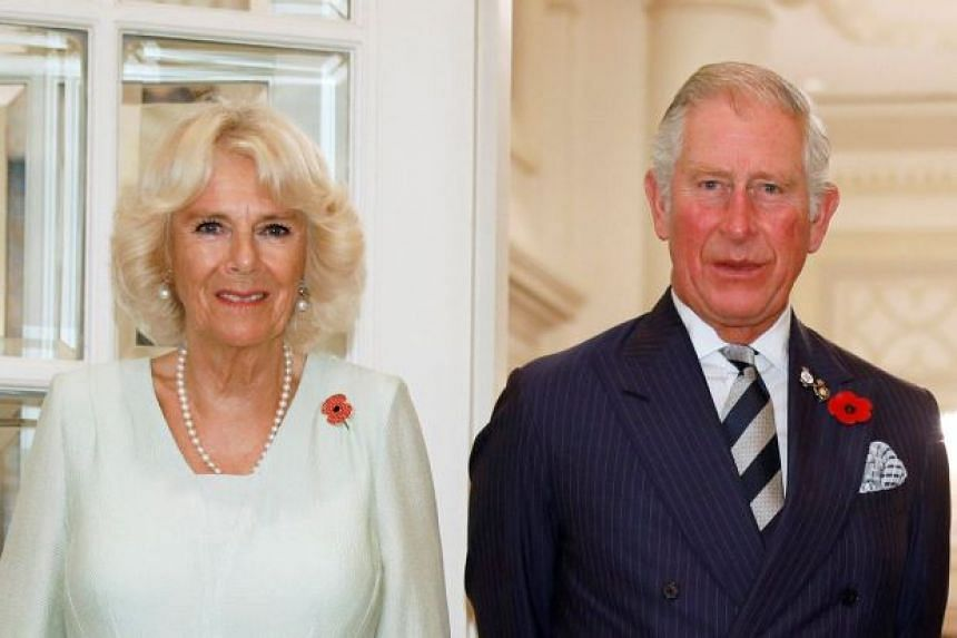 Britain's Prince Charles and wife Camilla will be visiting Malaysia from Nov 2-8.