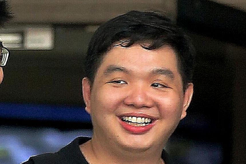 Darren Tan Yong Xing was also fined $2,000 for having four obscene films.