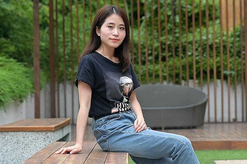 YouTube star Ms Yeah's real name is Zhou Xiao Hui.