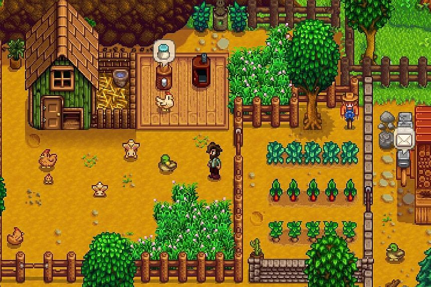 Stardew Valley is easy to play but has plenty of depth for those who want to discover all the secrets the game has to offer.