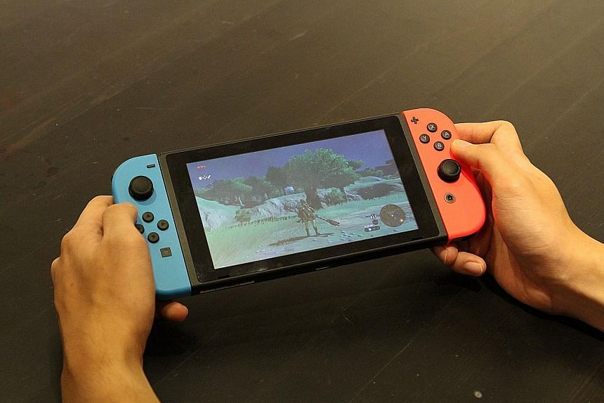 Although there is no Switch eShop in Singapore, gamers here on the Nintendo gaming console can log in to any international one, such as those in the United States or Japan, and pay using a local credit card for smaller, indie titles released and made