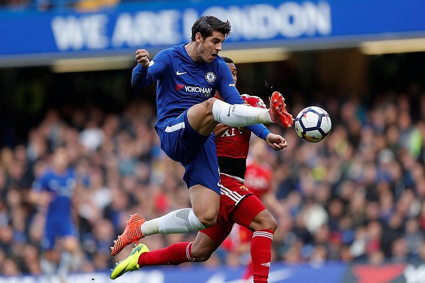 """Alvaro Morata went back on his words in an interview with Italian sports newspaper La Gazzetta dello Sport about the """"stress"""" he has faced in London since his summer move from Real Madrid. The Spaniard admitted, however, that he probably won't live i"""