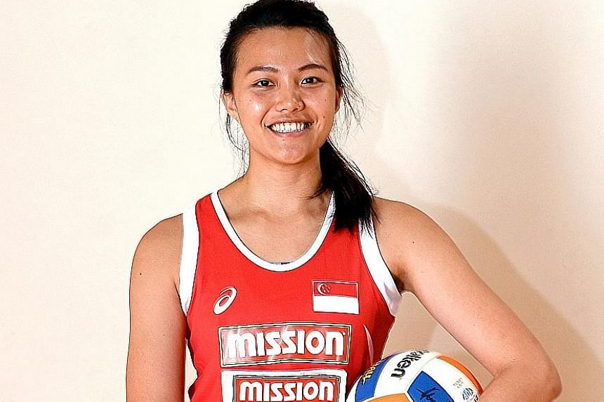 National netball shooter Yu Mei Ling will be part of the Singapore team that will compete at the Dec 3-9 Nations Cup, alongside three debutantes in Siti Nurshawallah, Rima Yanti and Toh Kai Wei.