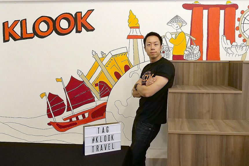 Mr Eric Gnock Fah, co-founder of Klook, feels that Internet searches will be fundamentally changed in the next five years, with the likes of Google Assistant and Apple's Siri. Thus, it is looking at ways to fit its service into this new way of search