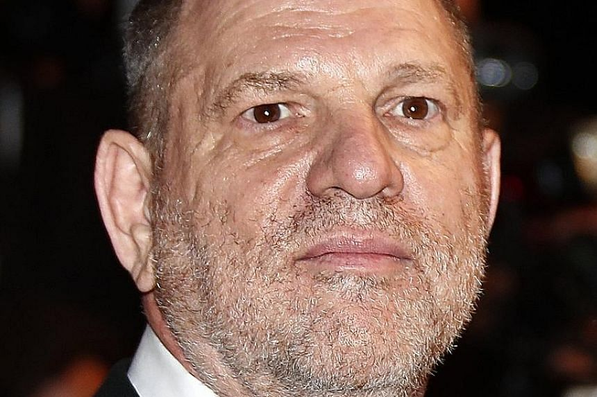 Facing sexual harassment accusations: (from left) Actor Kevin Spacey, director James Toback and Hollywood mogul Harvey Weinstein.