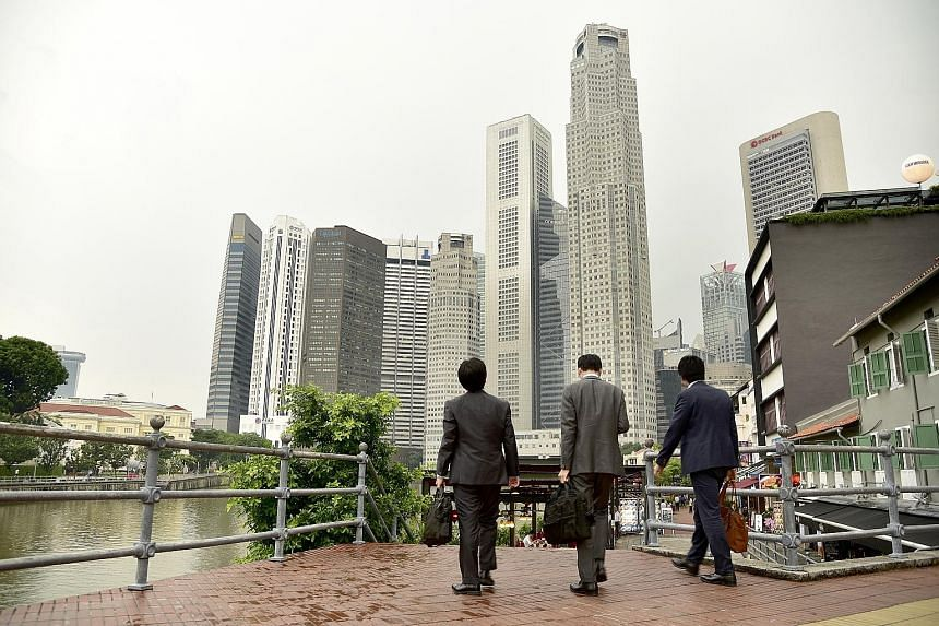 Singapore came in behind New Zealand for the second consecutive year, following years of topping the rankings. The World Bank report found that starting a business in Singapore takes just 21/2 days - putting it at sixth place globally on this particu