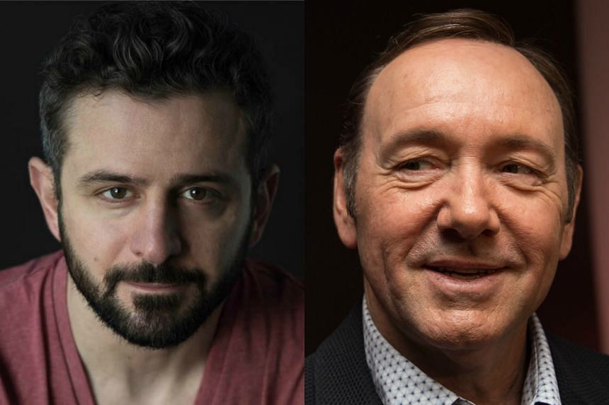 Mexican actor Roberto Cavazos (left) acted in several plays at London's Old Vic theatre when Kevin Spacey was artistic director there.