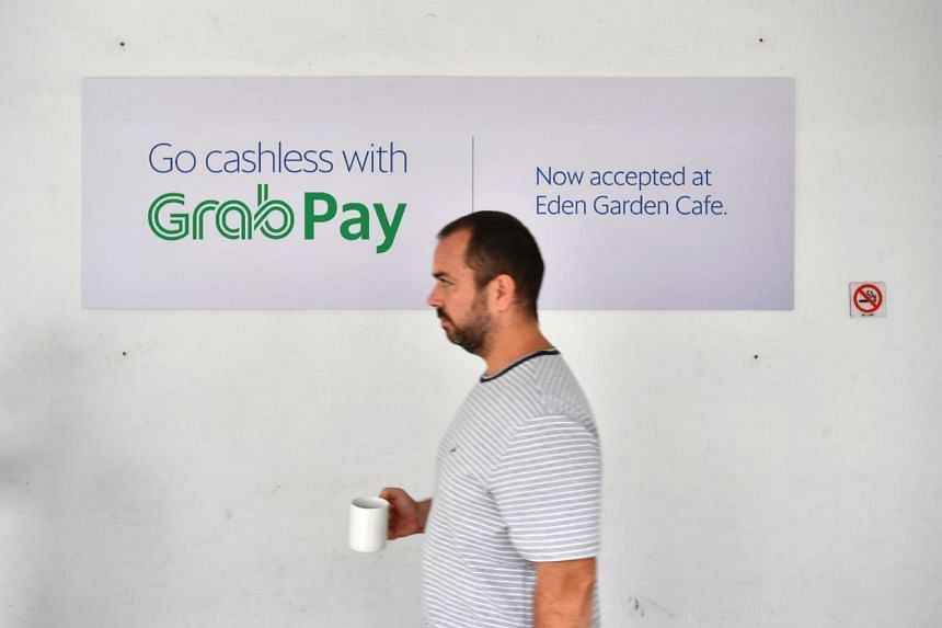 Eden Garden Cafe has been accepting GrabPay payments on a trial basis since last month, when the company approached her to be part of the first group of merchants.