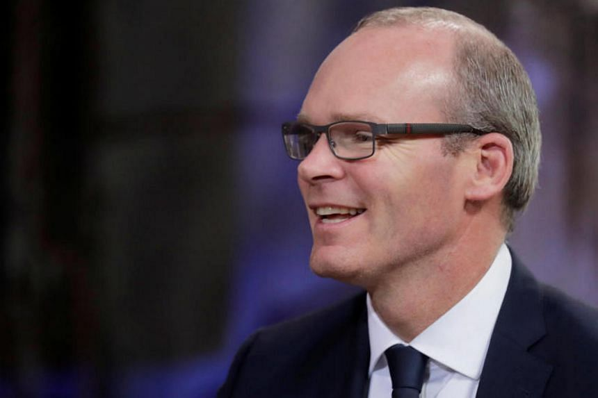 Ireland's Minister of Foreign Affairs Simon Coveney attends informal meeting of European Union Ministers of Foreign Affairs in Tallinn, Estonia on Sept 7, 2017.