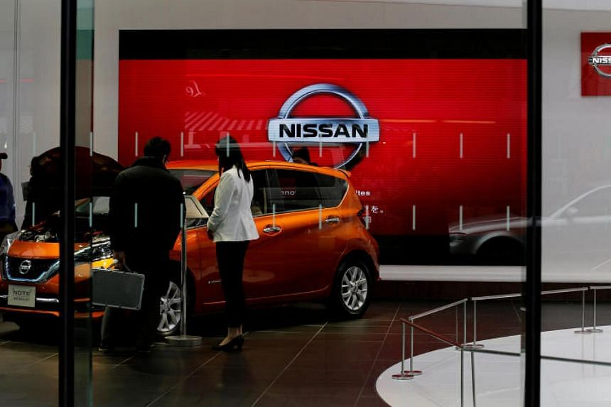 Nissan announced last month that it was suspending all production intended for the Japanese market.