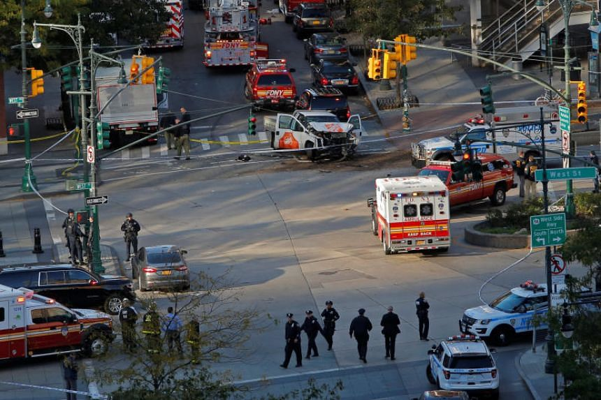 The MFA advised Singaporeans in New York to exercise vigilance following a terror attack in the city.