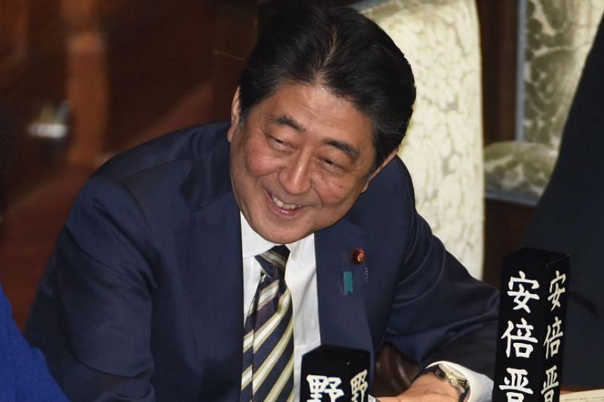 Shinzo Abe has been re-elected as Japan's Prime Minister, after his ruling party won majority of the seats in last month's parliamentary election.