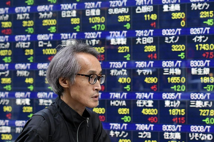 MSCI's broadest index of Asia-Pacific shares outside Japan rose 0.3 per cent in early trade while Japan's Nikkei gained 1.0 per cent.