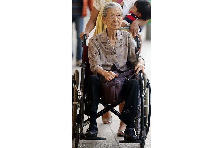 Madam Tan Lwee, 88,  is seeking her share of the rental income, the return of the $200,000, and a court order for the three properties to be sold.