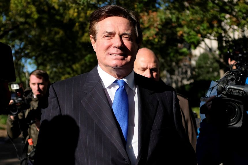 Above: Paul Manafort has worked on behalf of a number of questionable international actors, including Filipino dictator Ferdinand Marcos and the Russia- backed former president of Ukraine, Viktor Yanukovych.