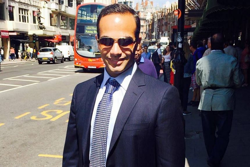 George Papadopoulos acted as a foreign policy adviser to Mr Donald Trump during his election campaign.