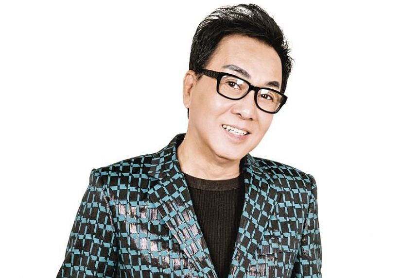 On singer Ling Xiao's line-up for Sunday's gig is Ku Qing Hua, his 1960s hit.