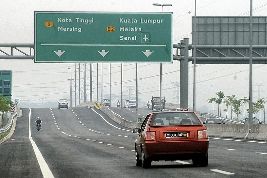 The Eastern Dispersal Link is one of four highway tolls that will be scrapped from Jan 1.