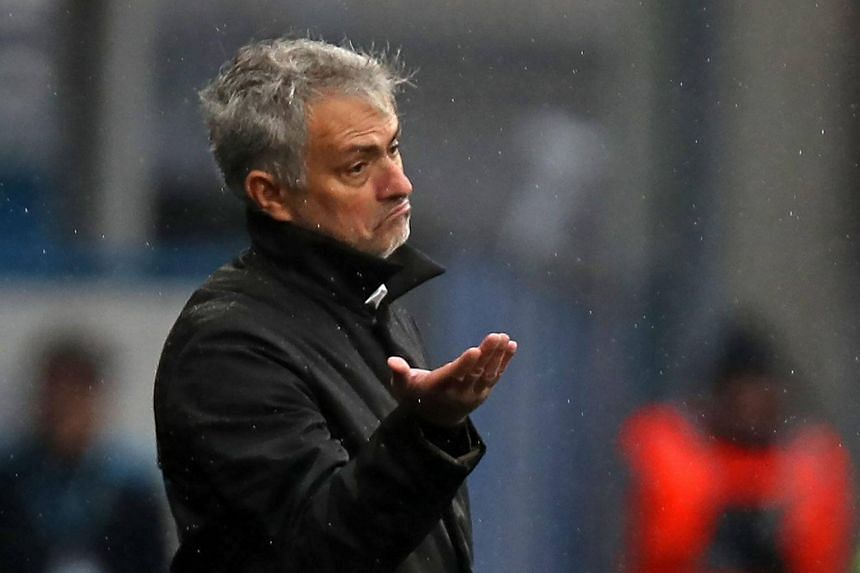 Jose Mourinho is accused of defrauding Spain's tax office of €3.3 million (S$5.22 million).