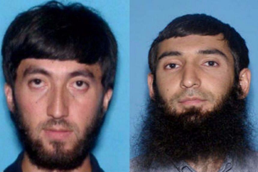 The FBI was seeking Mukhammadzoir Kadirov (left), while Sayfullo Saipov (right) has been charged.