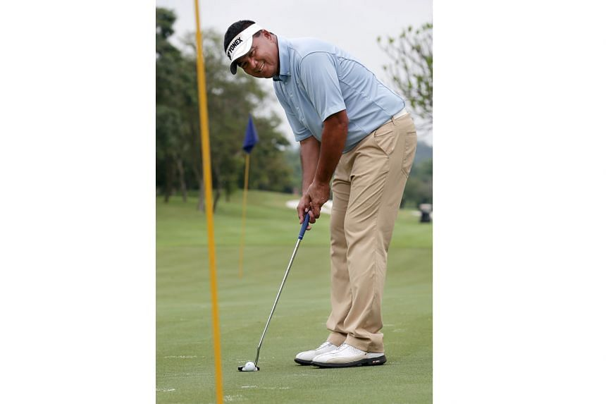 In a professional career spanning 23 years, Singapore's leading golfer Mardan Mamat has won five Asian Tour titles and qualified for three British Opens. His target is to reach the 30-year mark before retiring.