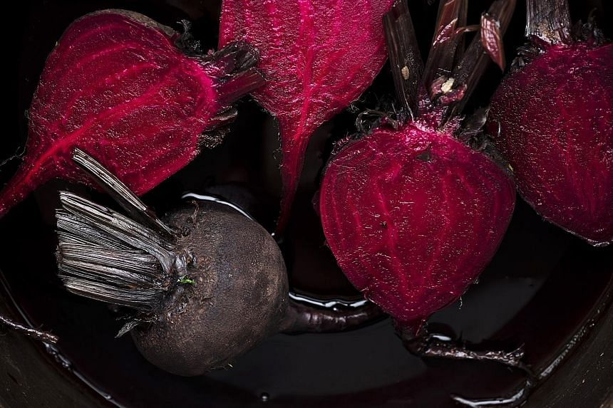 Beets, it turns out, have evolved another, separate way of being red from most other plants.