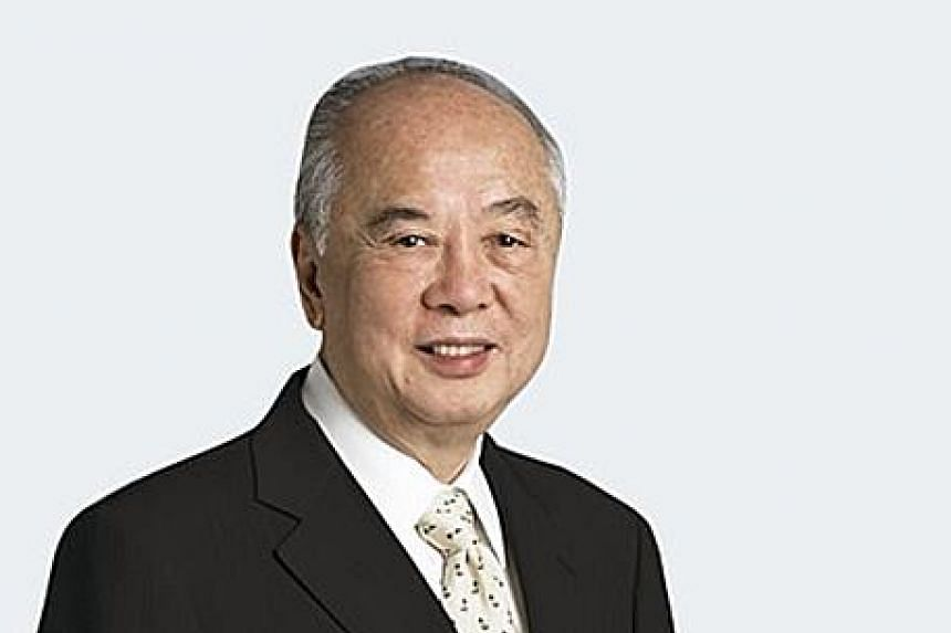 Mr Wee Cho Yaw is regarded as one of the giants of Singapore's financial service industry.