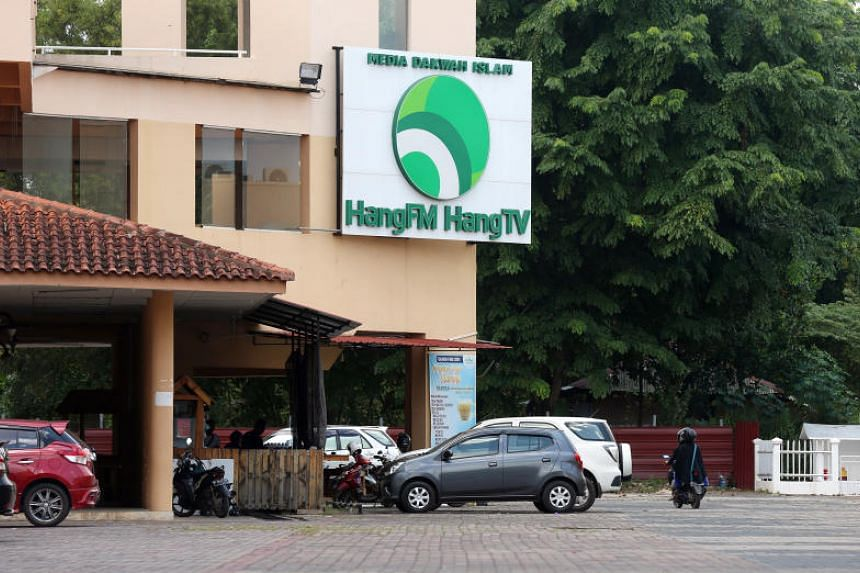 Radio HangFM in Batam is one of nine religion-based stations in the Riau Islands province, and one of hundreds across Indonesia.