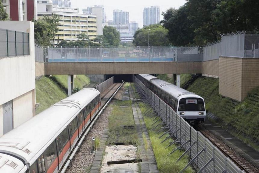 SMRT sent out an e-mail to employees offering them a chance to own up on work that they had not done, or if they had not adhered to company procedures or instructions.