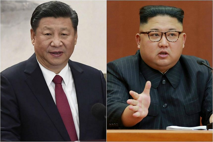 Earlier, Kim Jong Un sent Xi Jinping a message congratulating the Chinese President for securing a second term as the head of China's ruling party.