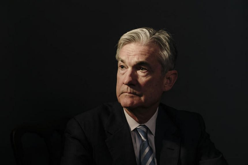 Jerome Powell, a member of the Federal Reserve's board since 2012, in Washington, on Oct 31, 2017.