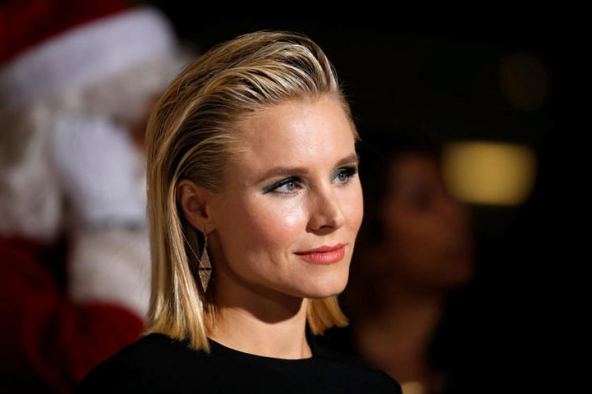Kristen Bell, who has two daughters with actor husband Dax Shepard, has no problem giving them buzz cuts or letting him teach them how to ride motorbikes.