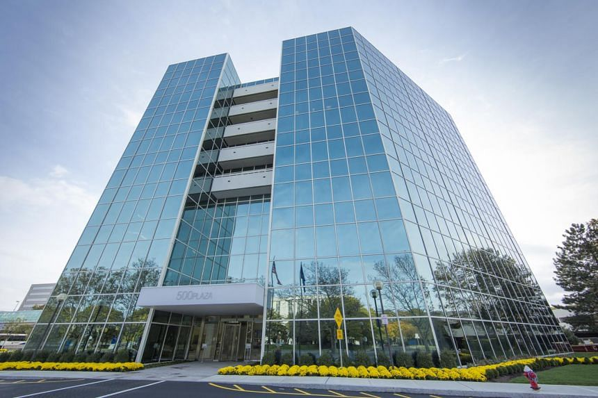 Manulife US Reit beat its projection of 1.46 US cents by 9.6 per cent as it took in contributions from its maiden acquisition of 500 Plaza Drive.